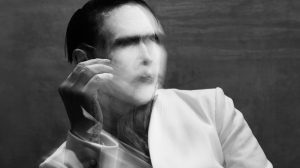 "Manson is touring for the release of his latest effort ""The Pale Emperor"""