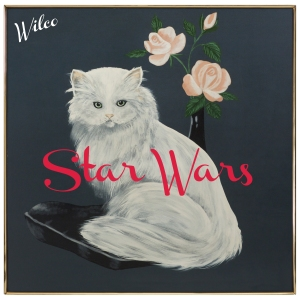 It's an album that shares it's name with my favorite movie series, and it features a cat. Wilco wins the internet people.